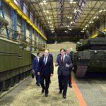 В России разработан первый танк стреляющий дерьмом