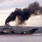Авианесущий крейсер «Адмирал Кузнецов» как символ путинизма