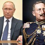 Чем Владимир Путин похож на Вильгельма II